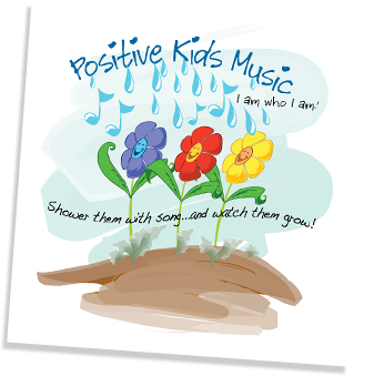 Positive Kids Music CD cover